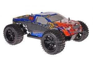 Himoto 1:10 Monster Truck EMXT1 Onderdelen