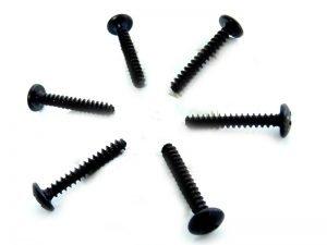 Himoto 02081 Cap Head Self Tapping Screws 3 x 8mm