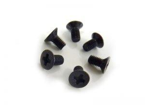Himoto 23637 Flat Head Screws 3 x 6 mm