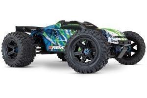 Traxxas E-Revo VXL 1:8 Brushless Truck