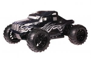 HSP 1zu10 Brushed Brontosaurus RC Monster Truck American Truck Black