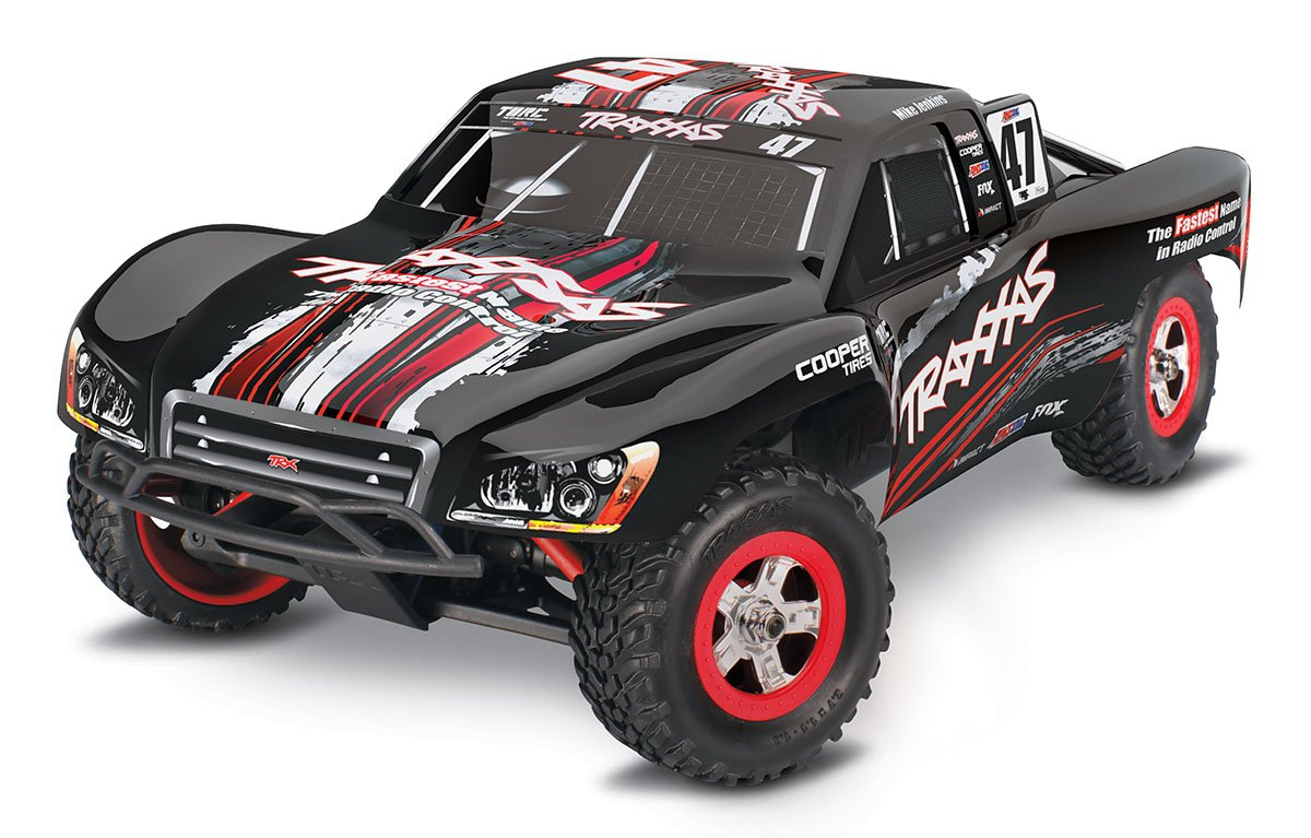 Traxxas Slash 4x4 1:16 Brushed Short Course Truck