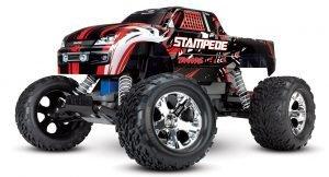 Traxxas Stampede 1:10 Brushed Monster Truck