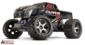Traxxas Stampede VXL 1:10 brushless monster truck