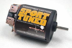 Etronix Probe 27T Brushed motor